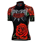 Cycology gear Black Rose (v)