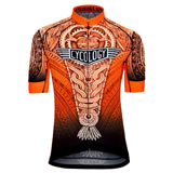 Cycology gear Aztec (m, orange)