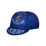 Cycology gear Miles Are My Meditation cap (blauw)