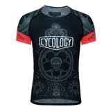 Cycology gear Day of the Living baselayer ondershirt (m, zwart)