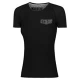 Cycology gear Cycology baselayer ondershirt (v, zwart)