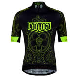 Cycology gear Day of the Living (green, m)