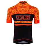 Cycology gear Geometric Orange