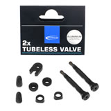 Cycology gear Schwalbe tubeless ventielset 40mm